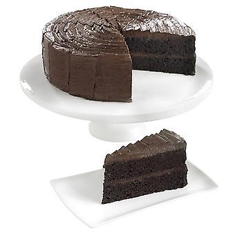 Mademoiselle Frozen Vegan Chocolate Fudge Cake