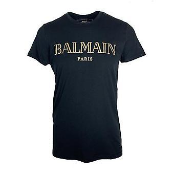 Balmain RH11601 I312 EAD T-Shirt