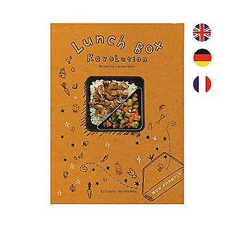 Französische Lunchbox Box Appetit Kochbuch von Black & Blum