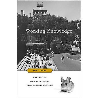 Working Knowledge - Making the Human Sciences from Parsons to Kuhn by