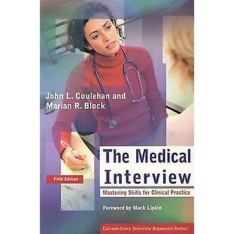 Medical Interview by John L. Coulehan - 9780803612464 Book