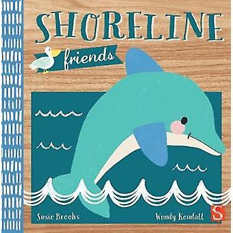 Elephant & Bird - Shoreline Friends by Susie Brooks - 978191253793