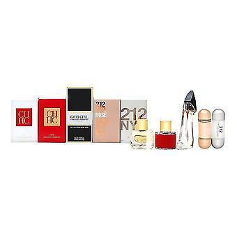 Geschenkset Carolina Herrera Düfte Mini Collection 5 Stück