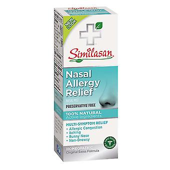 SIMILASAN nasale Allergie Relief, 0,68 Unzen