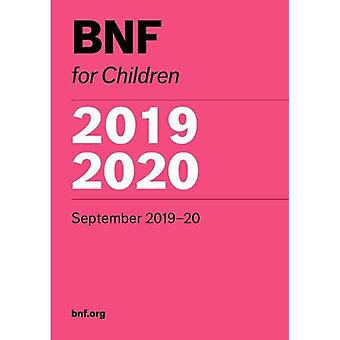 BNF for Children (BNFC) 2019-2020 by Paediatric Formulary Committee -