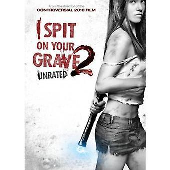 Jag spotta på din grav 2 [DVD] USA import