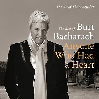 Burt Bacharach - Anyone Who Had a Heart-Art of the Songwriter [CD] USA import