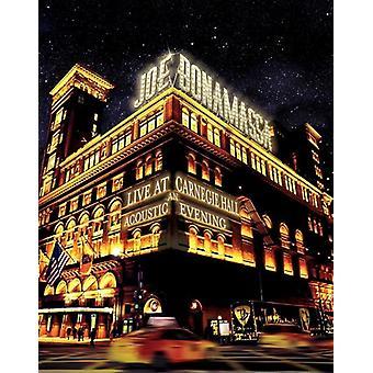Joe Bonamassa - Live at Carnegie Hall: An Acoustic Evening [Blu-ray] USA import