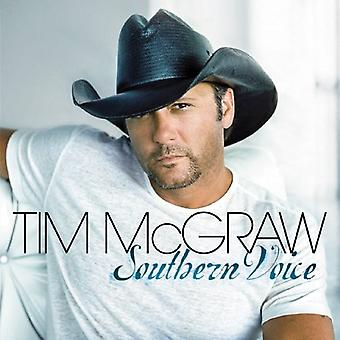 Tim McGraw - Southern Voice [CD] USA import