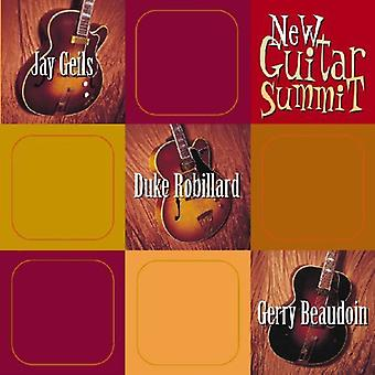 Robillard/Geils/Beaudoin - New Guitar Summit [CD] USA import