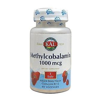 Methylcobalmin 60 tabletten