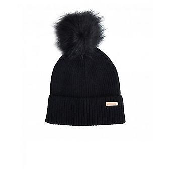 Barbour Mallory Pom Beanie Hoed