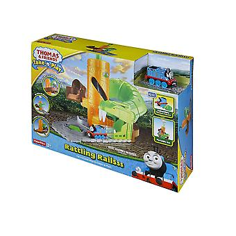 Thomas and friends thomas the train: take-n-play rattling rails
