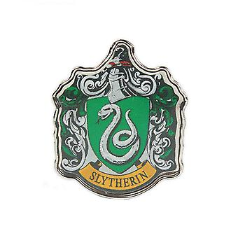 Harry Potter Badge Slytherin House Crest Hogwarts new Official Enamel
