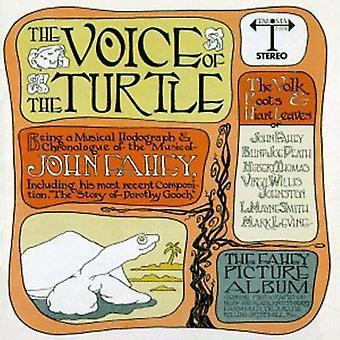 John Fahey - Voice of the Turtles [CD] USA import