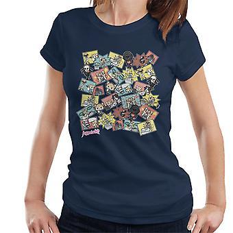 Aggretsuko Montage Women's T-Shirt