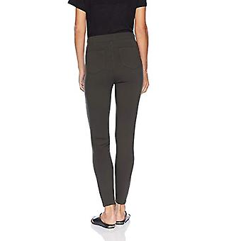 Marke - Tägliche Ritual Frauen's Seamed Front, 2-Pocket Ponte stricken Legging...