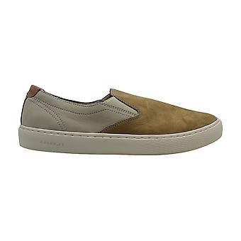 Men's Cole Haan GrandPro Deck Slip on Sneaker, Size: 12 M, Brazilian Sand/Ice...