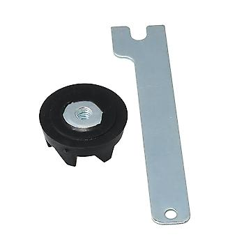 9704230 Rubber Blender Clutch Coupling Replacement