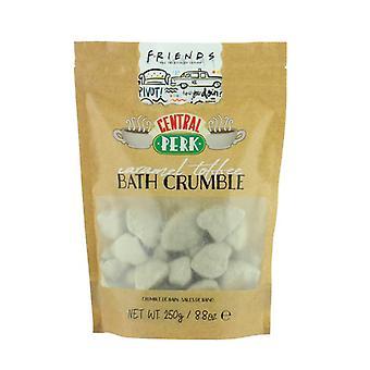 Central Perk Bath Crumble Caramel Toffee Bath e Body Fizzing Cosmetics 250g