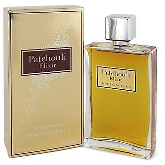 Patchouli elixir eau de parfum spray (unisex) door herinnering 100 ml