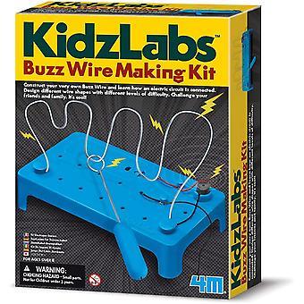 Great Gizmos Buzz Wire kit de