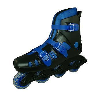 Skeelers Kids Roller Blades / In-Line Skates - Black and Blue