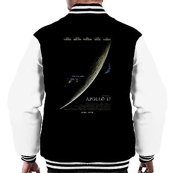 Apollo 13 Juliste Design Men's Varsity Takki