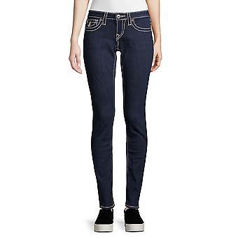 True Religion | Flap Pocket Skinny Jeans
