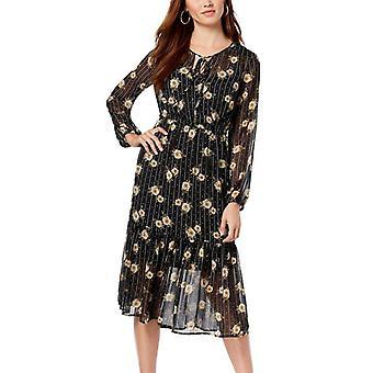 Maison Jules | Floral-Print Midi Dress