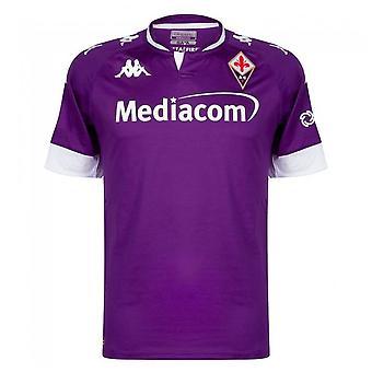 2020-2021 Fiorentina Hjem Skjorte