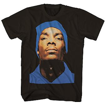 Snoop Dogg T Shirt Classico Doggy Dogg Beanie Foto T-Shirt