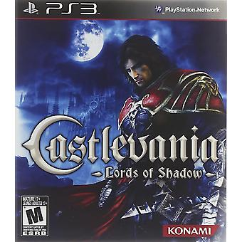 Castlevania Lords of Shadow PS3 Jeu