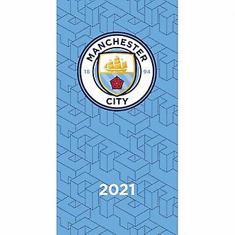 Manchester City Pocket Diary 2021