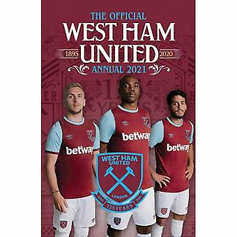 West Ham United Annuel 2021