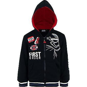 Star wars boys hoodie sweatjacket stw1156swj