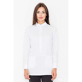 White figl shirts v41011