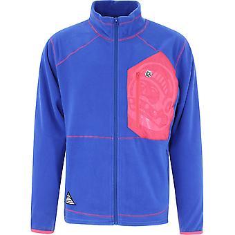 Billionaire B20306blue Men's Blue Polyester Sweatshirt