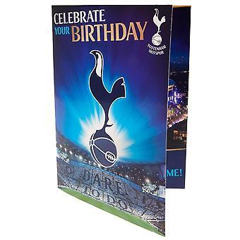 Carte d'anniversaire de Tottenham Hotspur FC