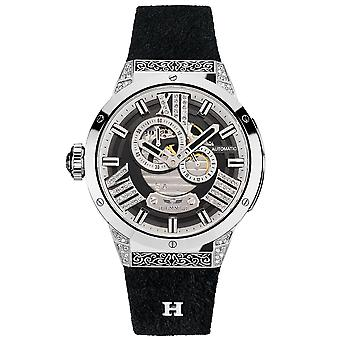 Ladies Watch Haemmer GL-100, Automatic, 45mm, 10ATM