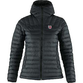 Fjallraven Women's Expedition Latt Hoodie - Black