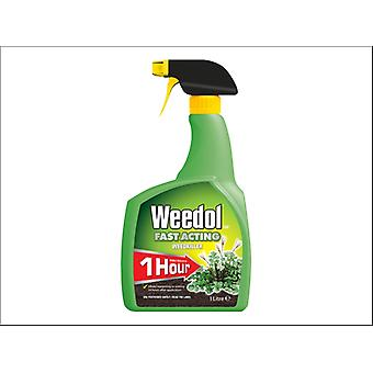 Miracle Weedol Max Ready to Use 1L