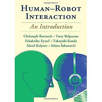 Mens-Robot Interactie: Een introductie