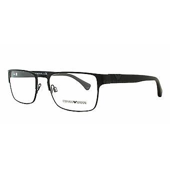 Emporio Armani EA1027 3001 Matowe czarne okulary