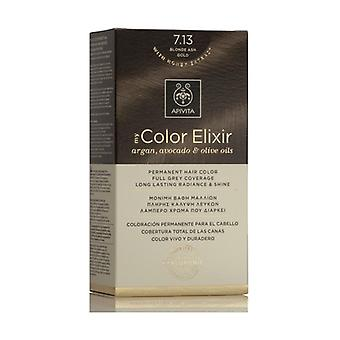 My color elixir N7.13 Golden ash blonde 50 + 75 + 2x15 ml