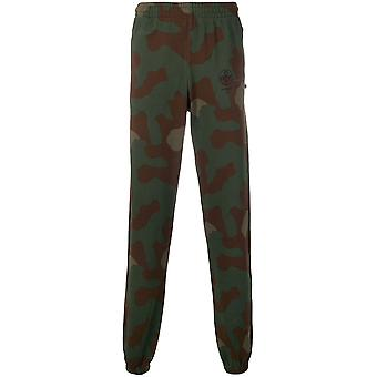 Stencil Camouflage Logo Sweatpants