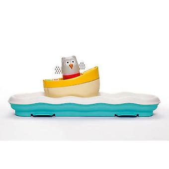 Taf Toys Musical Boat Owl Toy