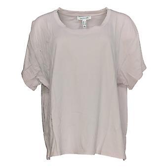 Peace Love World Women's Top Mia T-Shirt Pink A353700