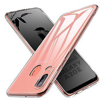 Coque Pour Samsung Galaxy A20e, Housse De Protection En Silicone De Haute Qualité, Transparent
