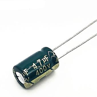 Aluminum Electrolytic Capacitor High Frequency